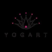 Logo YOGART - cours de Yoga à Rouen