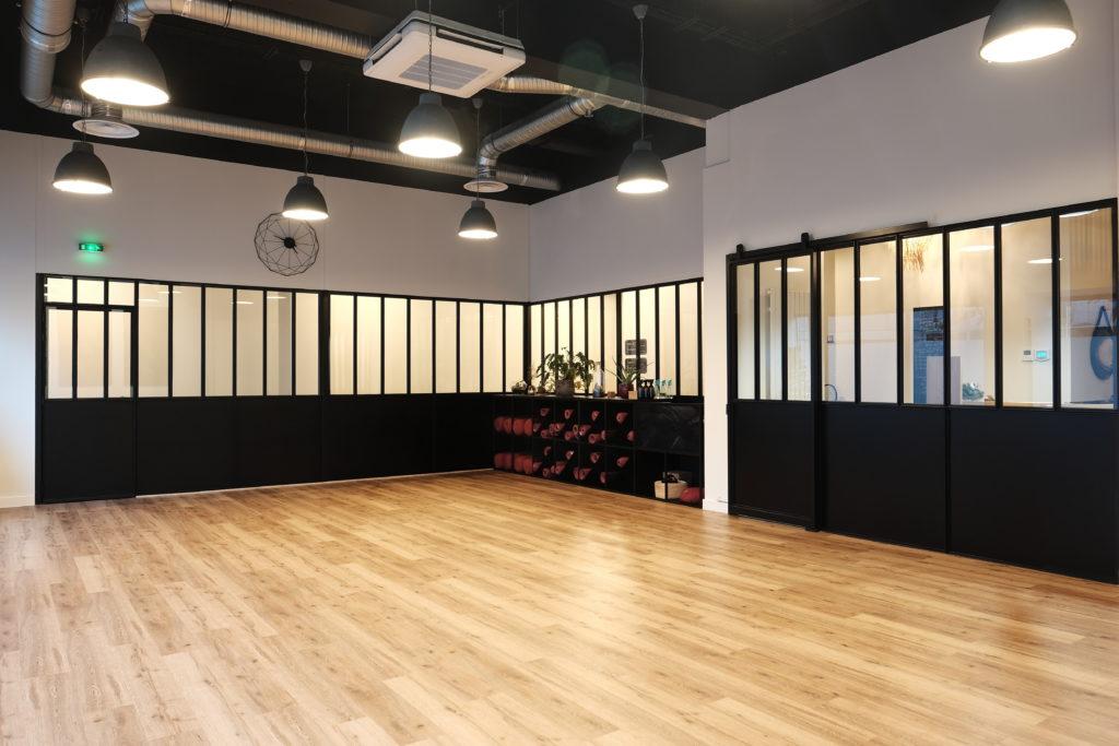 Studio de yoga à Rouen
