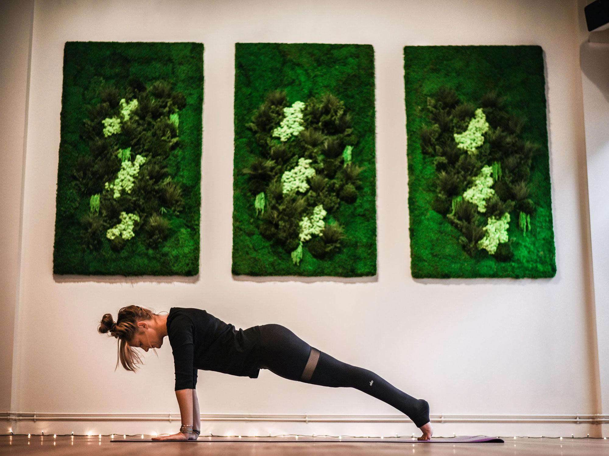 Atelier Yoga pilates studio Rouen