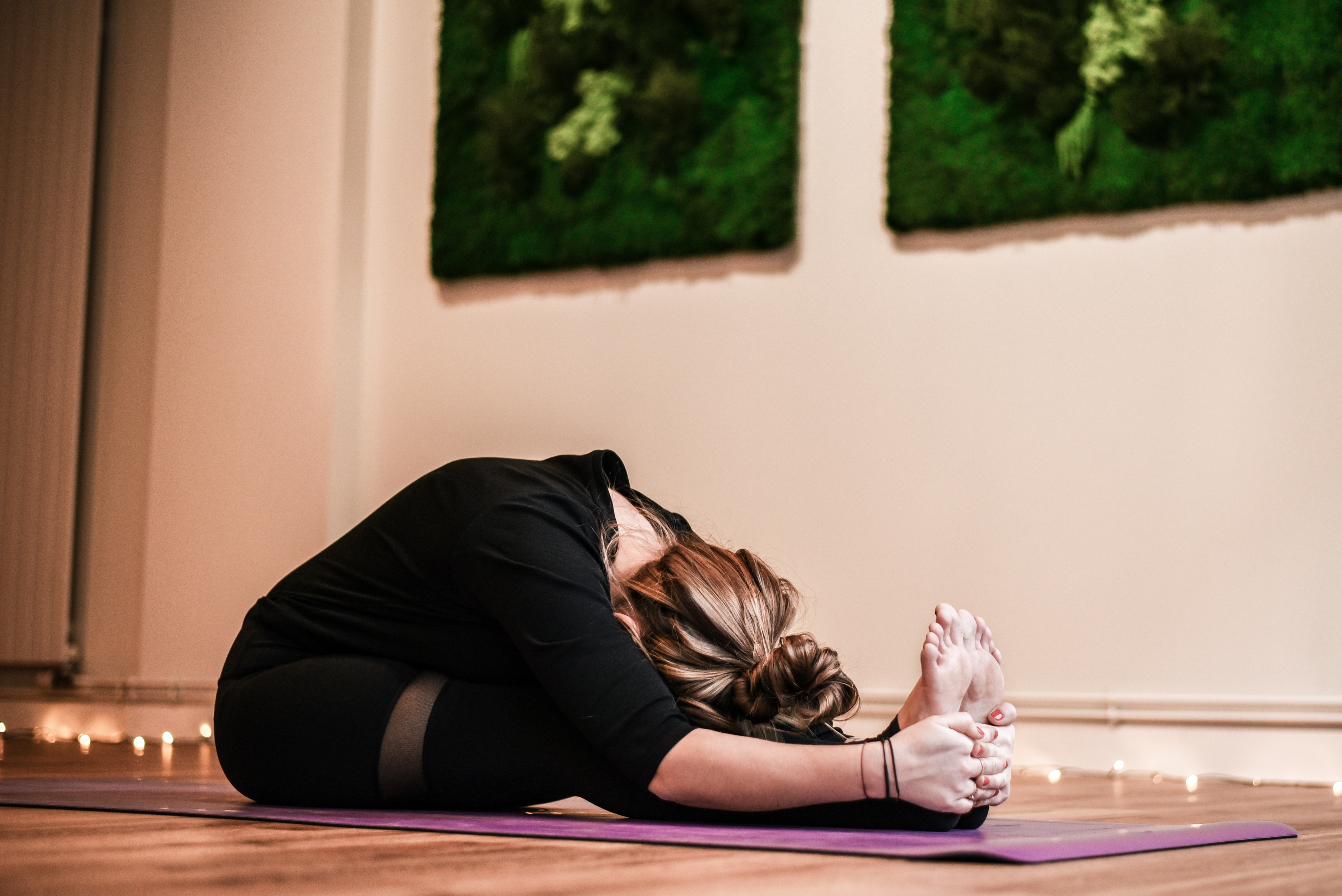 Pratiquer du yoga